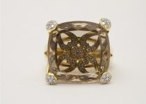 18k-Yellow-Gold-Smokey-Quartz-Brilliant-Cut-Diamond-Cluster-Ring.jpg