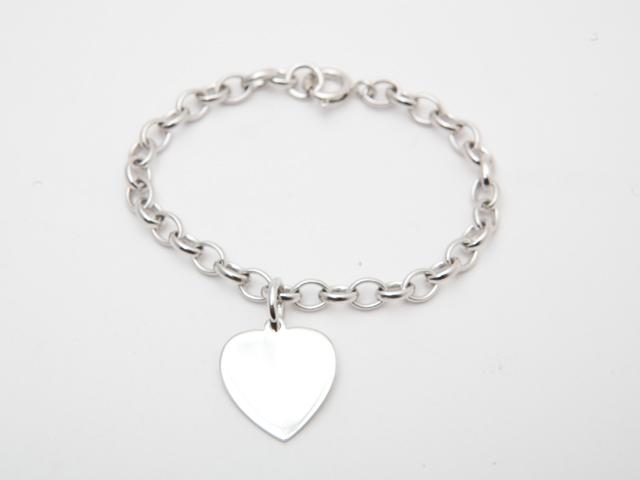 White Gold Baby Bracelet