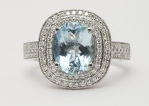 Antique-Style-18k-White-Gold-Aquamarine-Milligrain-Set-Brilliant-Cut-Diamond-Cluster-Ring.jpg