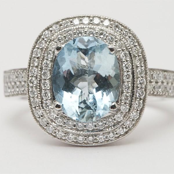 Antique-Style-18k-White-Gold-Aquamarine-Milligrain-Set-Brilliant-Cut-Diamond-Cluster-Ring.jpg
