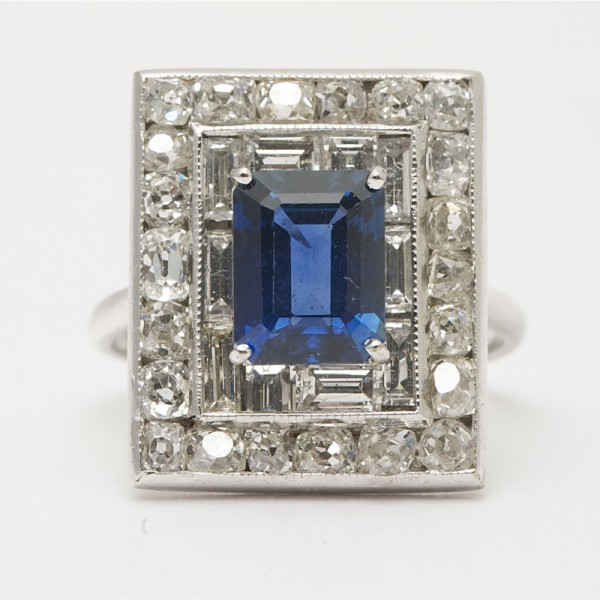 Art-Deco-18k-White-Gold-Emerald-Cut-Sapphire-Old-Cut-Diamond-Cluster-Ring.jpg