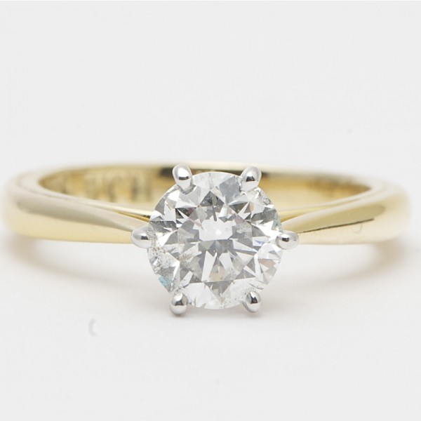 Handmade-18k-White-Gold-6-Claw-Brilliant-Cut-Diamond-Solitaire-with-18k-Yellow-Gold-Band.jpg