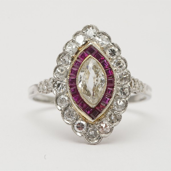 Vintage-18k-White-Gold-Marquis-Cut-Brilliant-Cut-Diamond-and-Ruby-Cluster-Ring.jpg