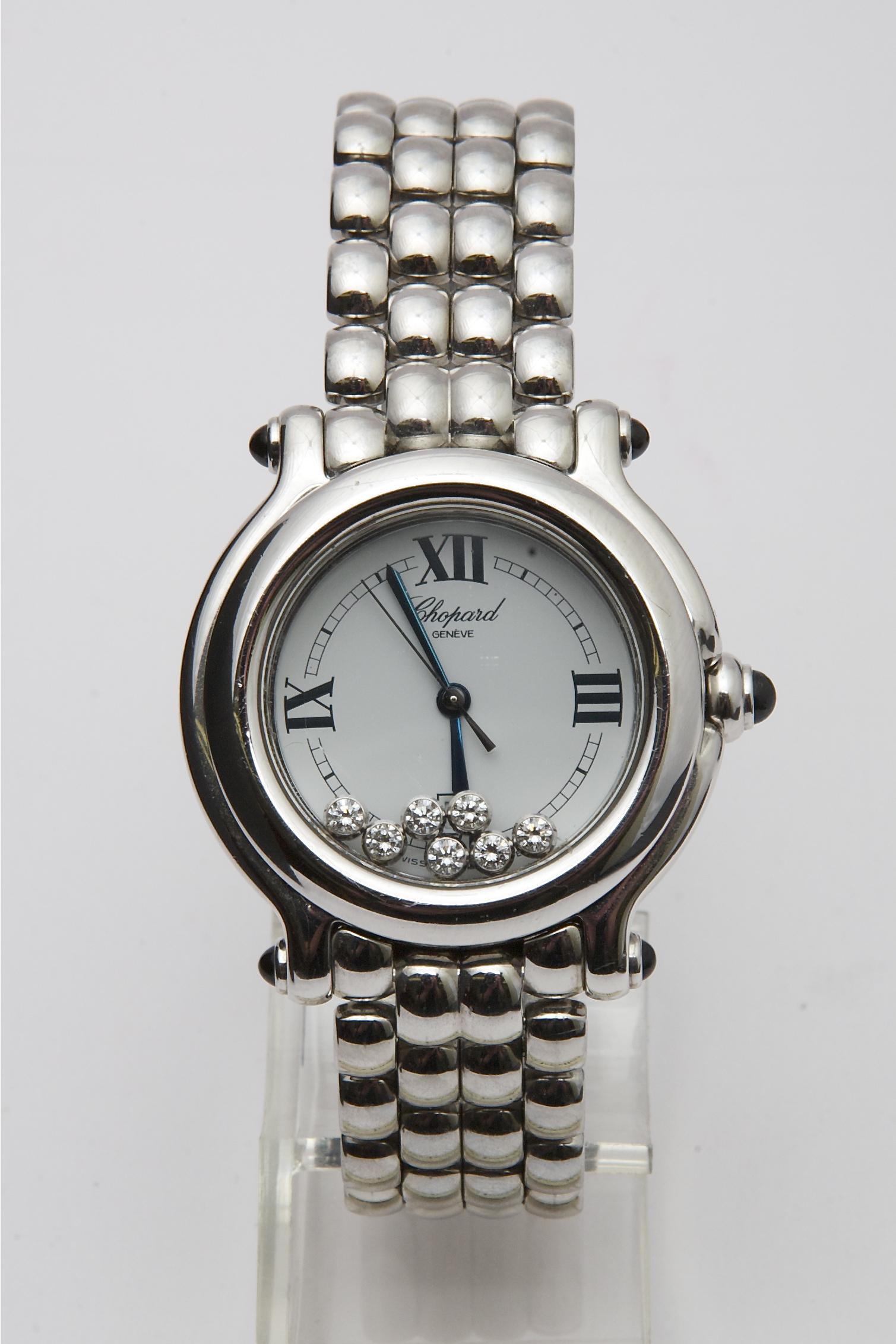 chopard happy sport gray s jewellers
